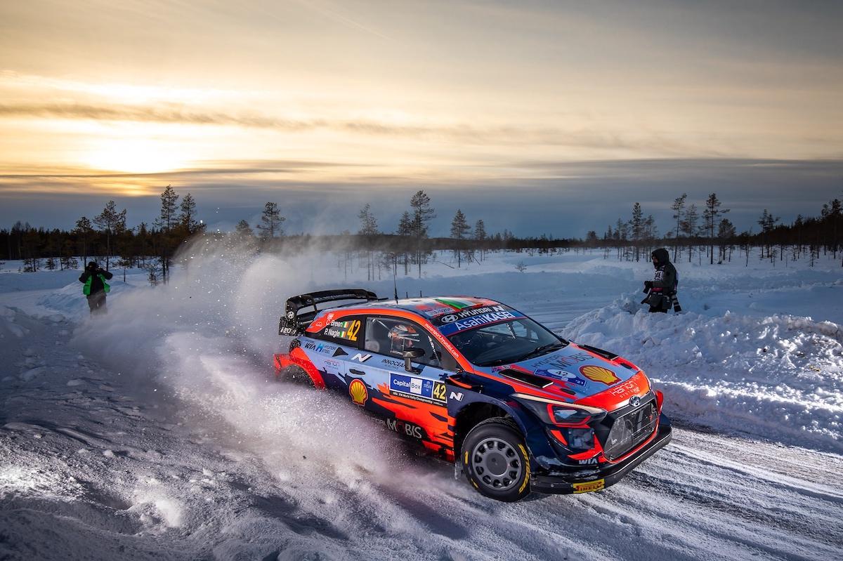 Craig Breen, Paul Nagle, WRC, Hyundai Motorsport