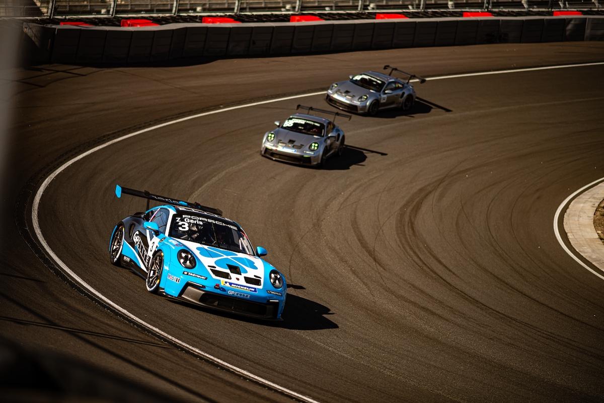 Porsche, Porsche Carrera Cup Benelux, Circuit Zandvoort