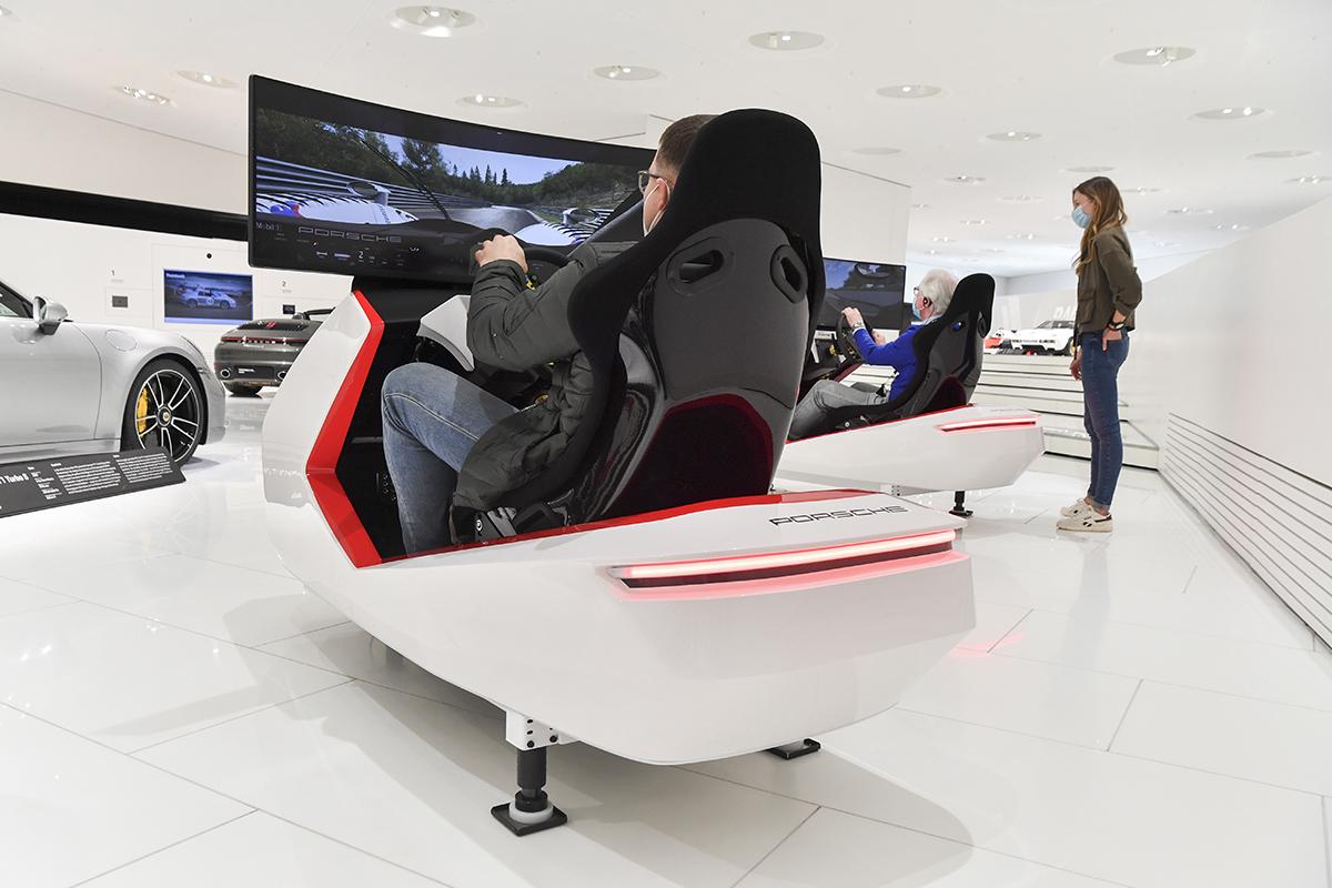 Porsche Museum - e-sport