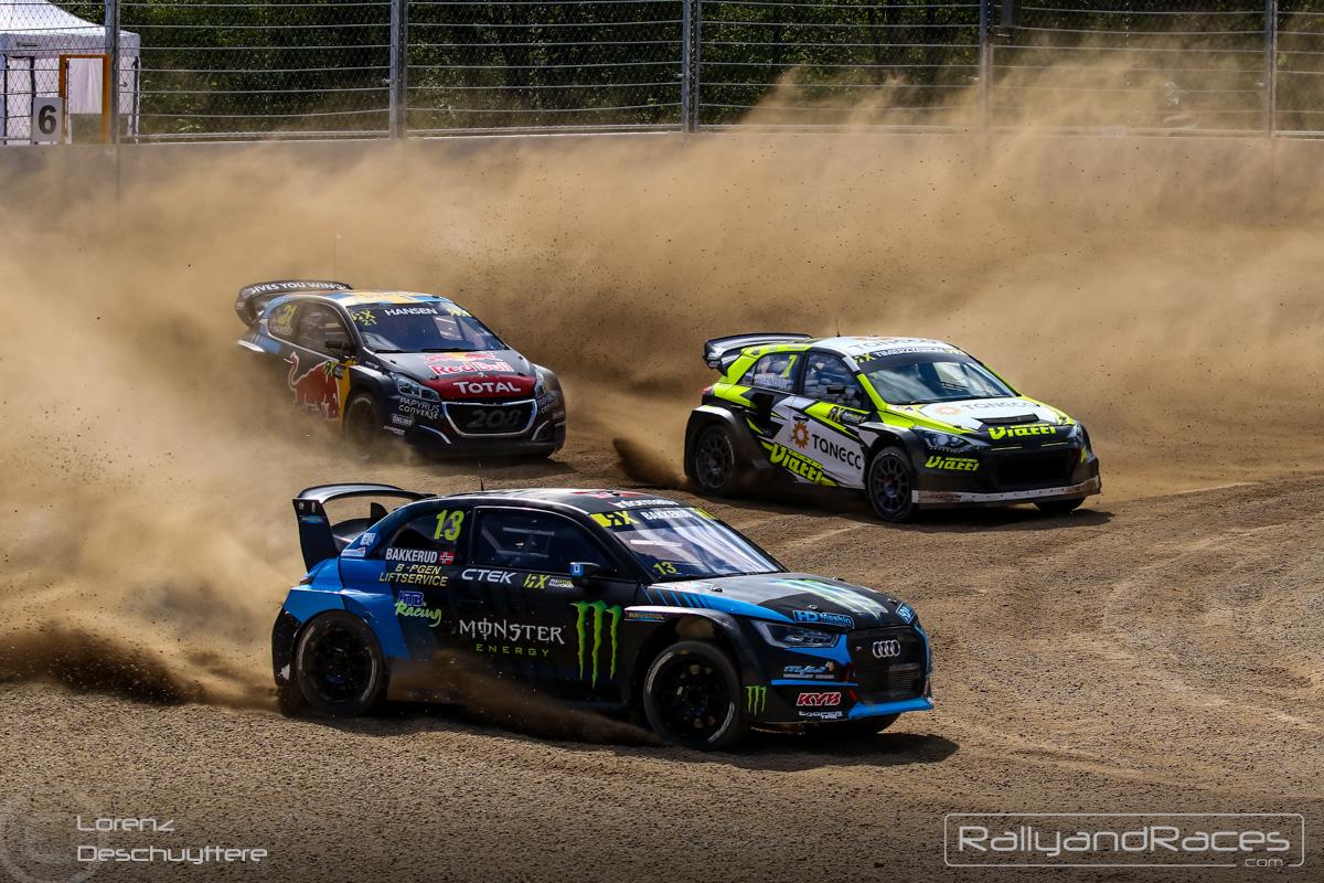 FIA World Rallycross Championship - ERX