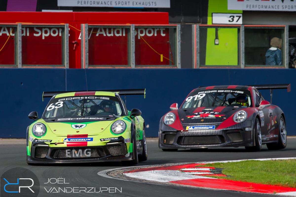 Porsche, Porsche Carrera Cup Benelux, Circuit Zolder, EMG Motorsport