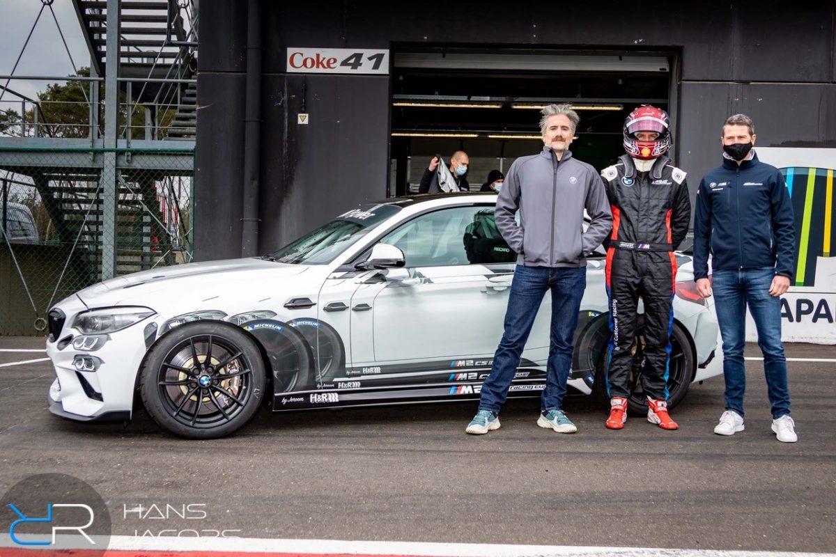 BMW M2 CS Racing Cup Benelux - Persconferentie