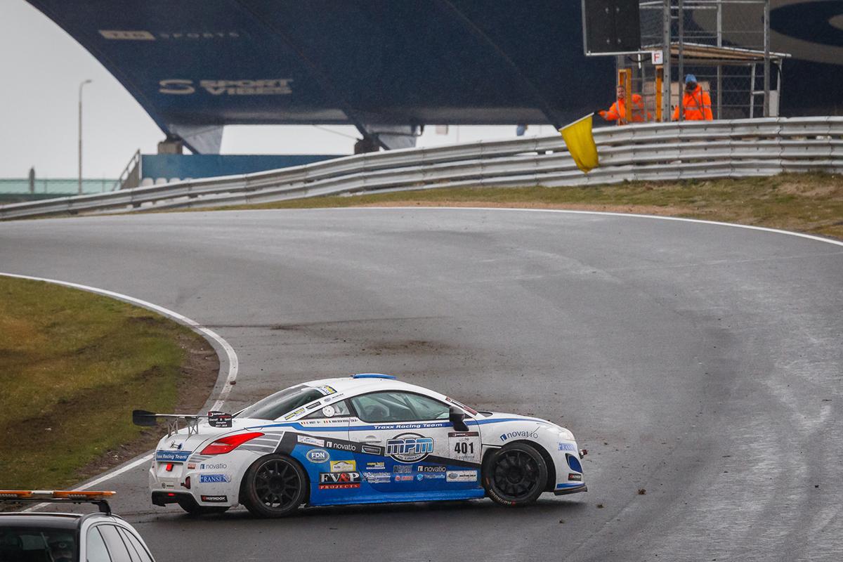 Supercar Challenge - Sport-divisie - Circuit Zandvoort