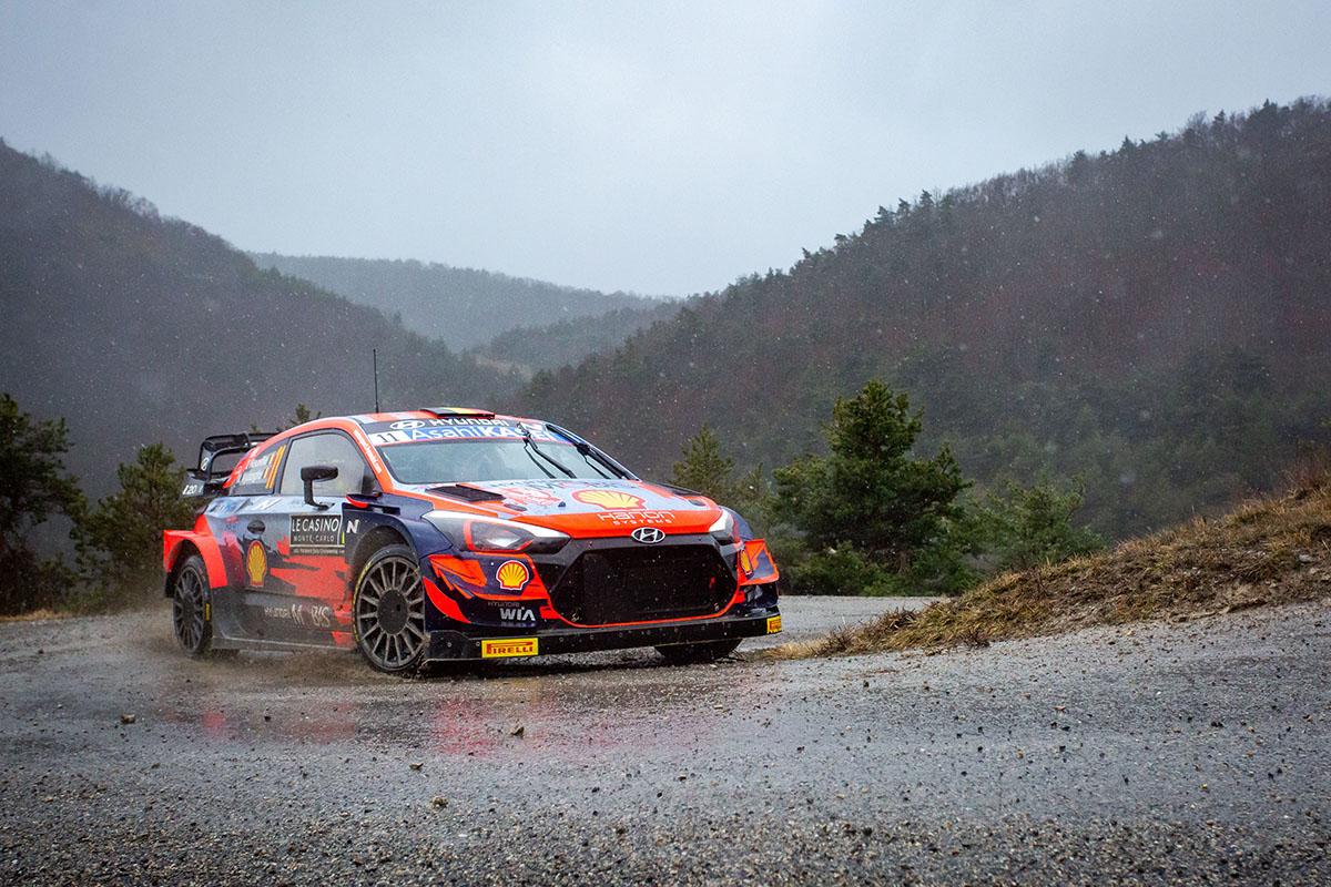 Croatia Rally - Hyundai Motorsport