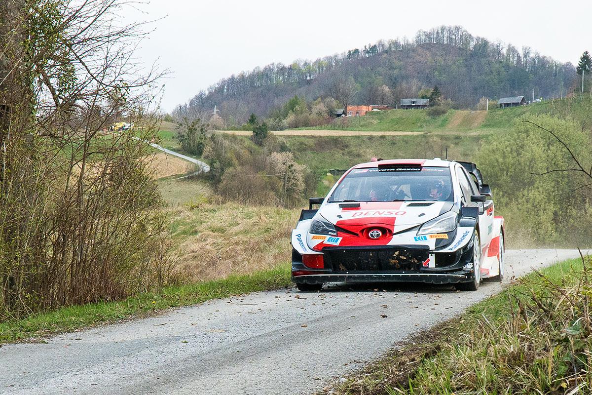Croatia Rally - Toyota Gazoo Racing