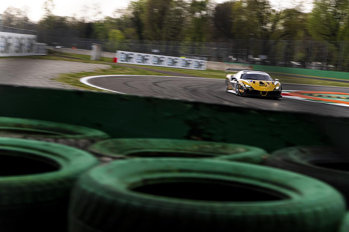 John Wartique - D2P - Francorchamps Motors Luxembourg
