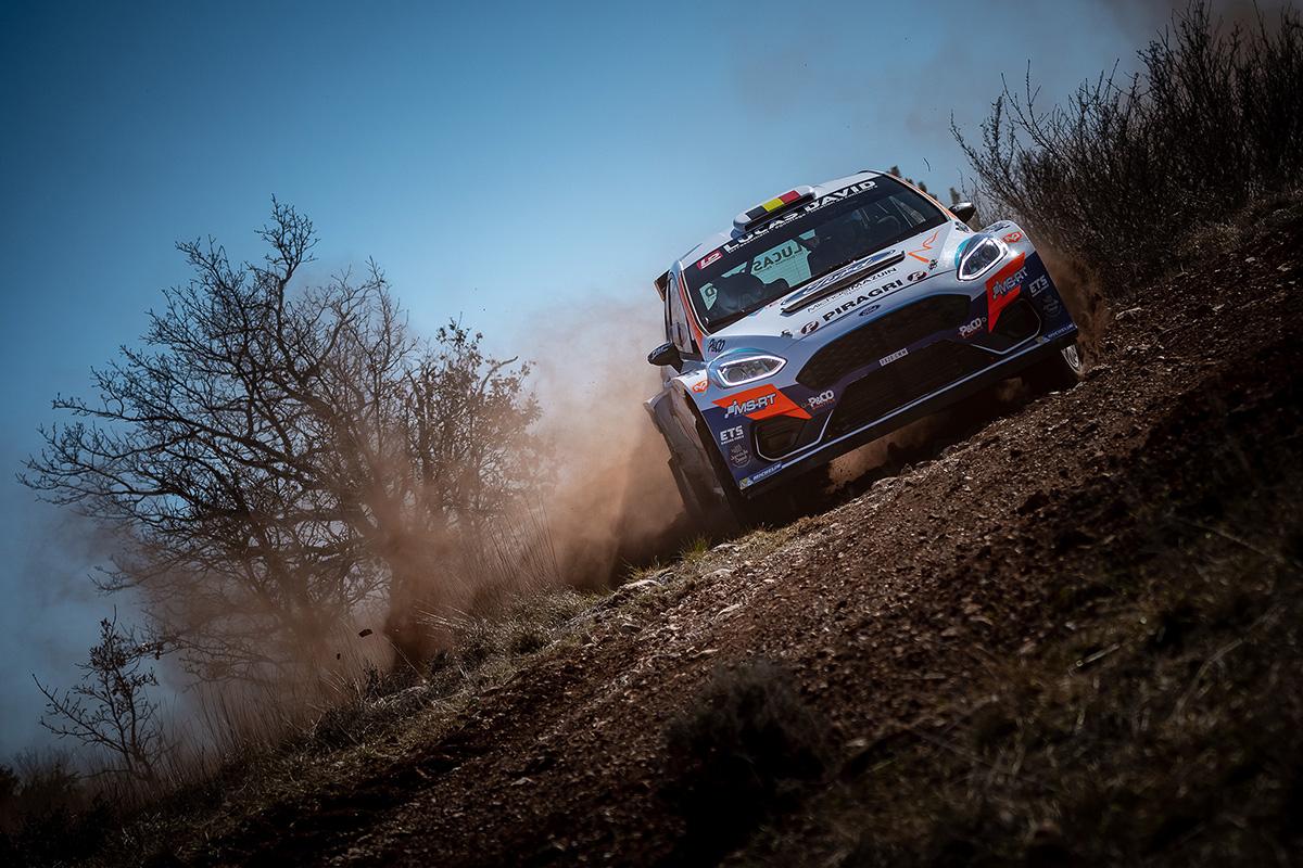 Maxime Potty - Rally van Sanremo en Adriatico Rally