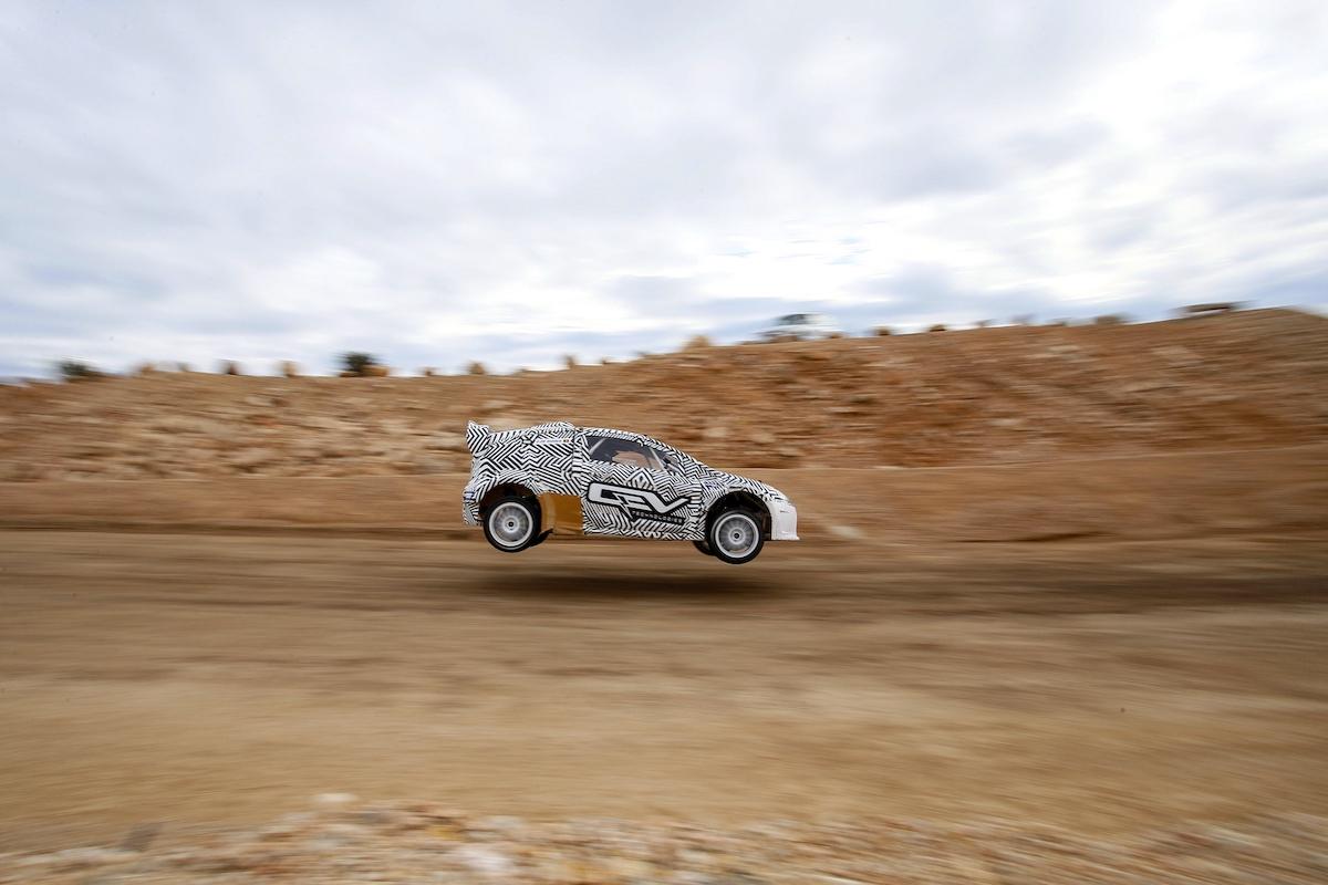 Guillaume De Ridder, RX2e, rallycross
