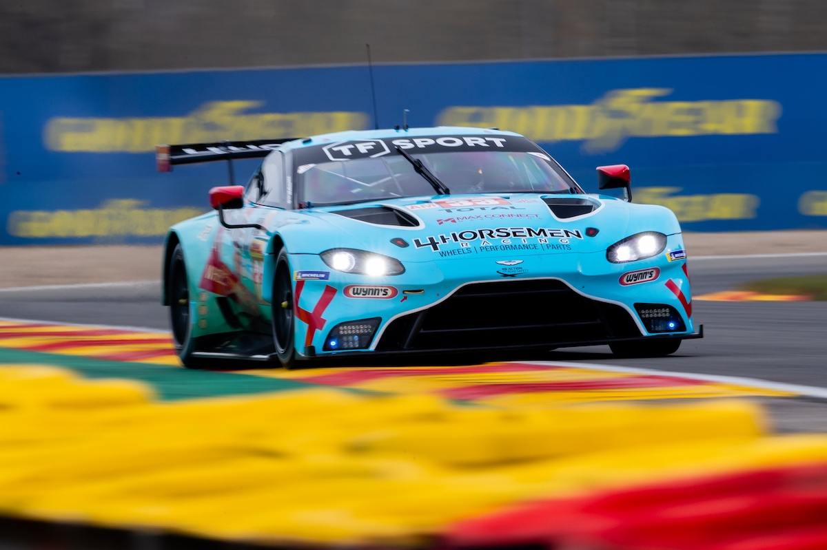 FIA WEC, Spa-Francorchamps, Aston Martin