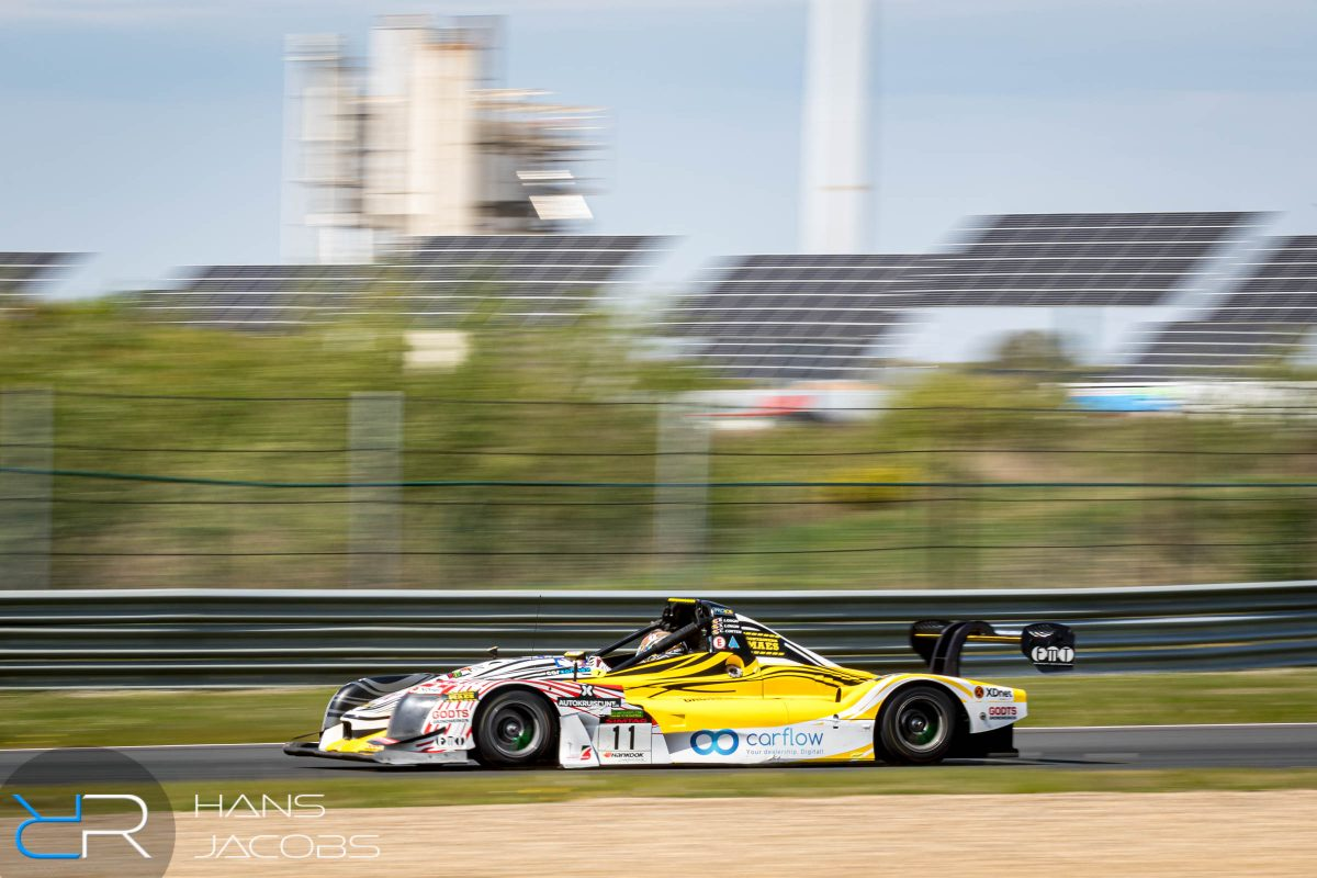New Race Festival, Circuit Zolder, Krafft Racing, Team Longin, Maes Containers