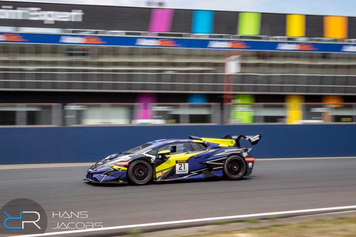 New Race Festival, Circuit Zolder, Totaalplan Racing, Lamborghini