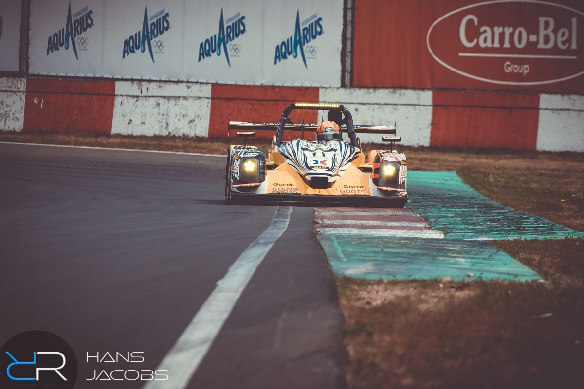 Krafft Racing, Maes Containers, New Race Festival, Circuit Zolder