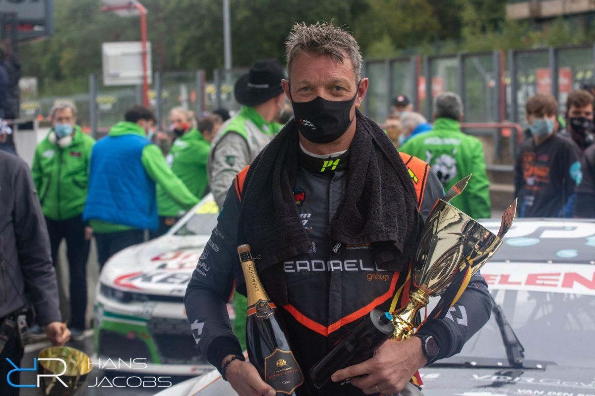 Marc Goossens, NASCAR Whelen Euro Series, NWES, Circuit Zolder