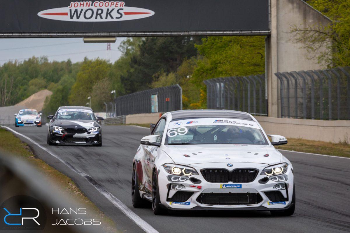 BMW M2 CS Racing Cup Benelux, New Race Festival, Circuit Zolder, Sam Dejonghe