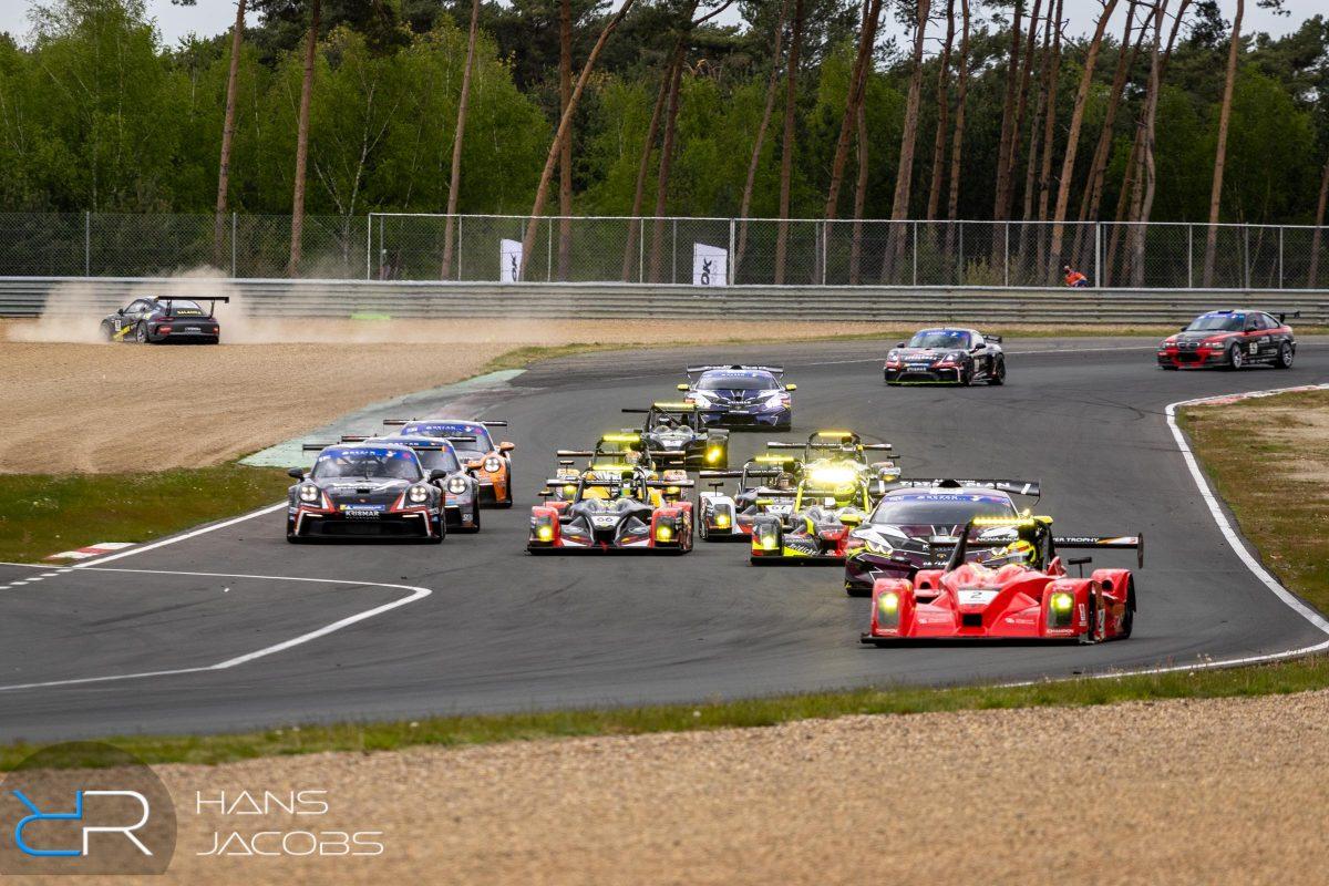 Circuit Zolder, New Race Festival