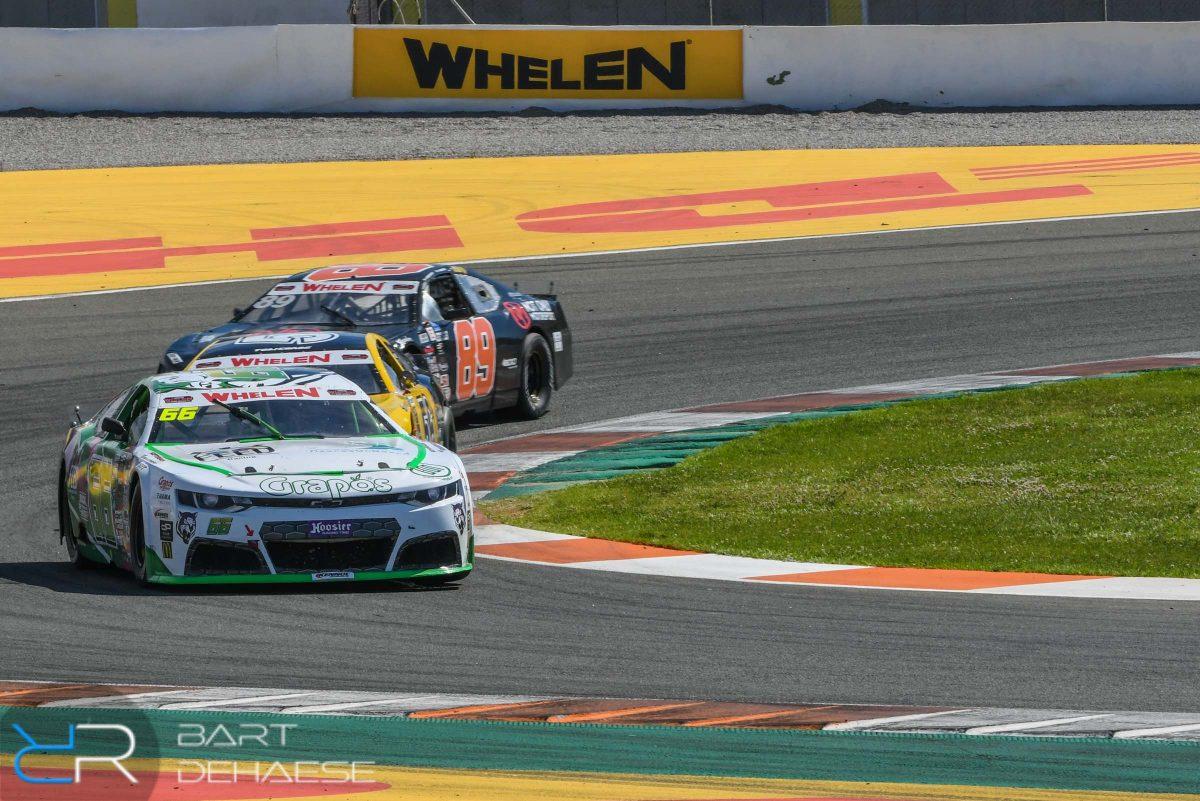 NASCAR Whelen Euro Series, NWES, Valencia, DF1 Racing, Simon Pilate