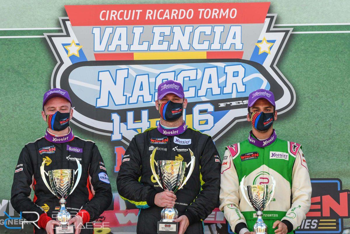 NASCAR Whelen Euro Series, NWES, Valencia