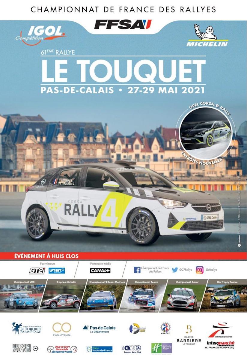 Rallye Touquet Pas-de-Calais