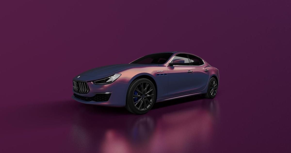 Maserati Canotwait