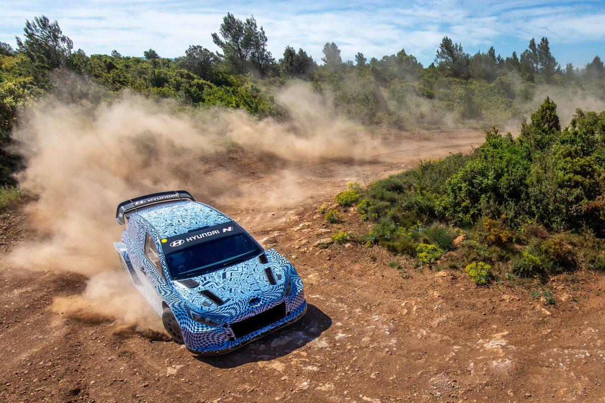 Hyundai Motorsport 2022