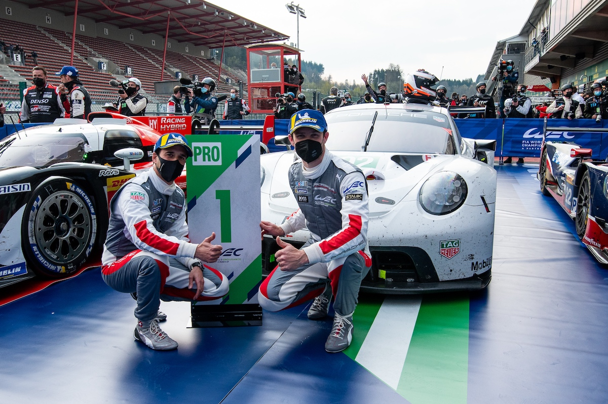 FIA World Endurance Championship, Circuit de Spa-Francorchamps