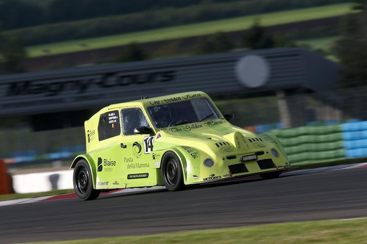 2CV Racing Cup