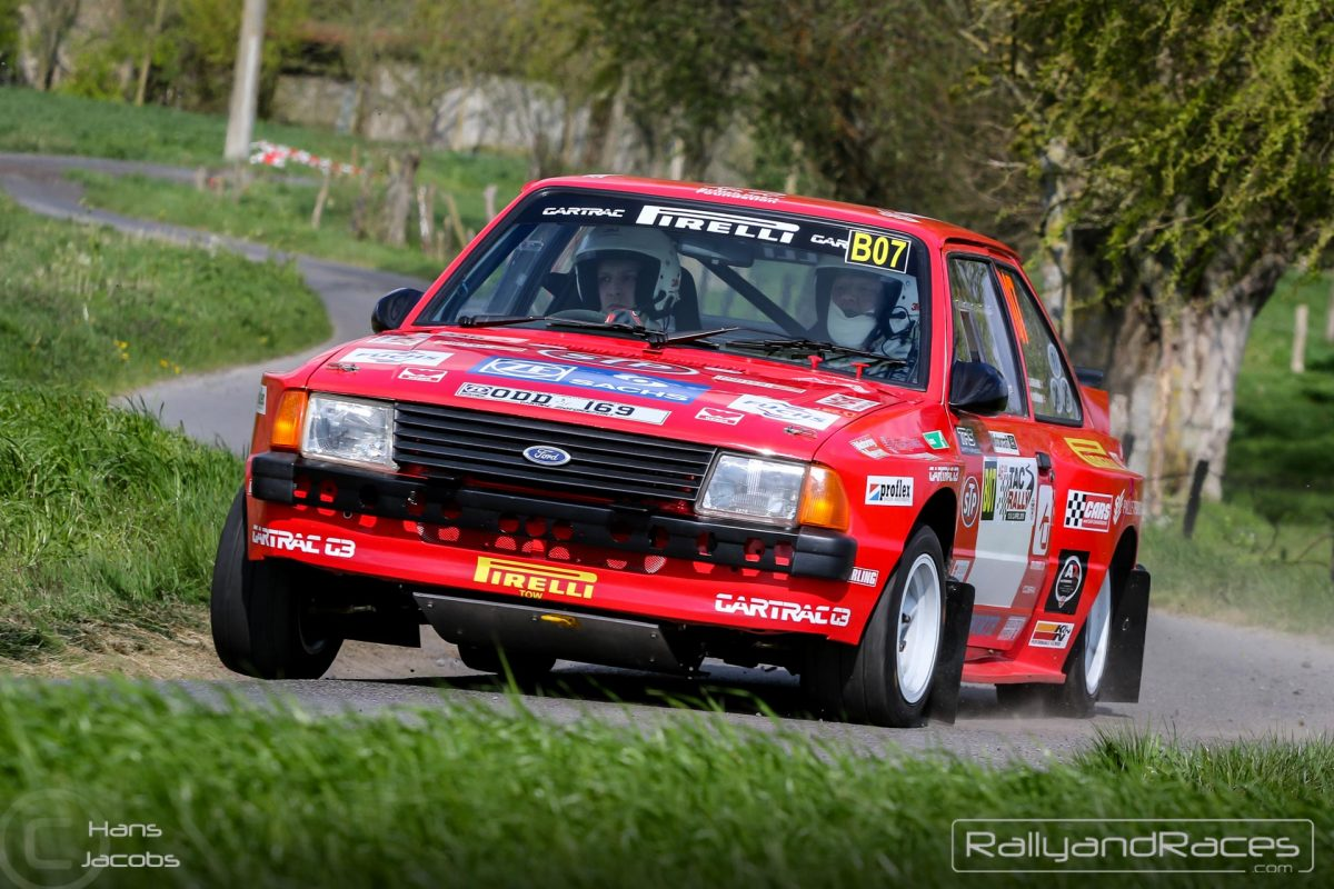 TAC-rally, Ford Escort