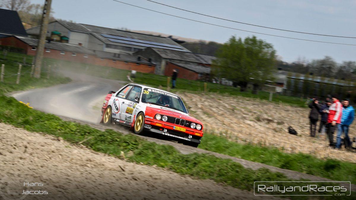 TAC-rally, BMW E30