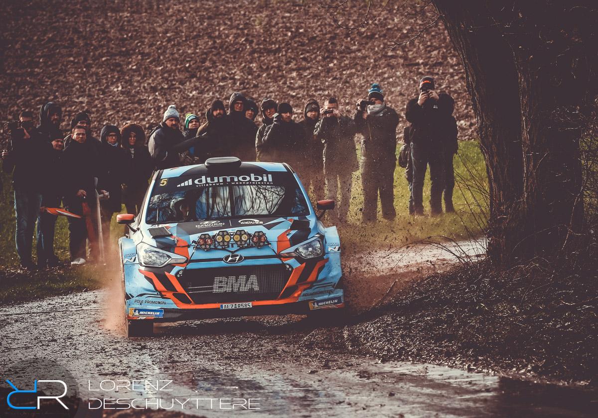 Kroon-Oil, Belgian Rally Championship, BMA