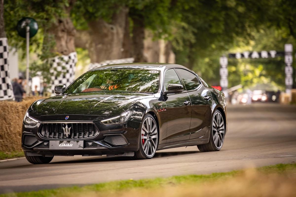 Maserati Ghibli Trofeo, Goodwood Festival of Speed