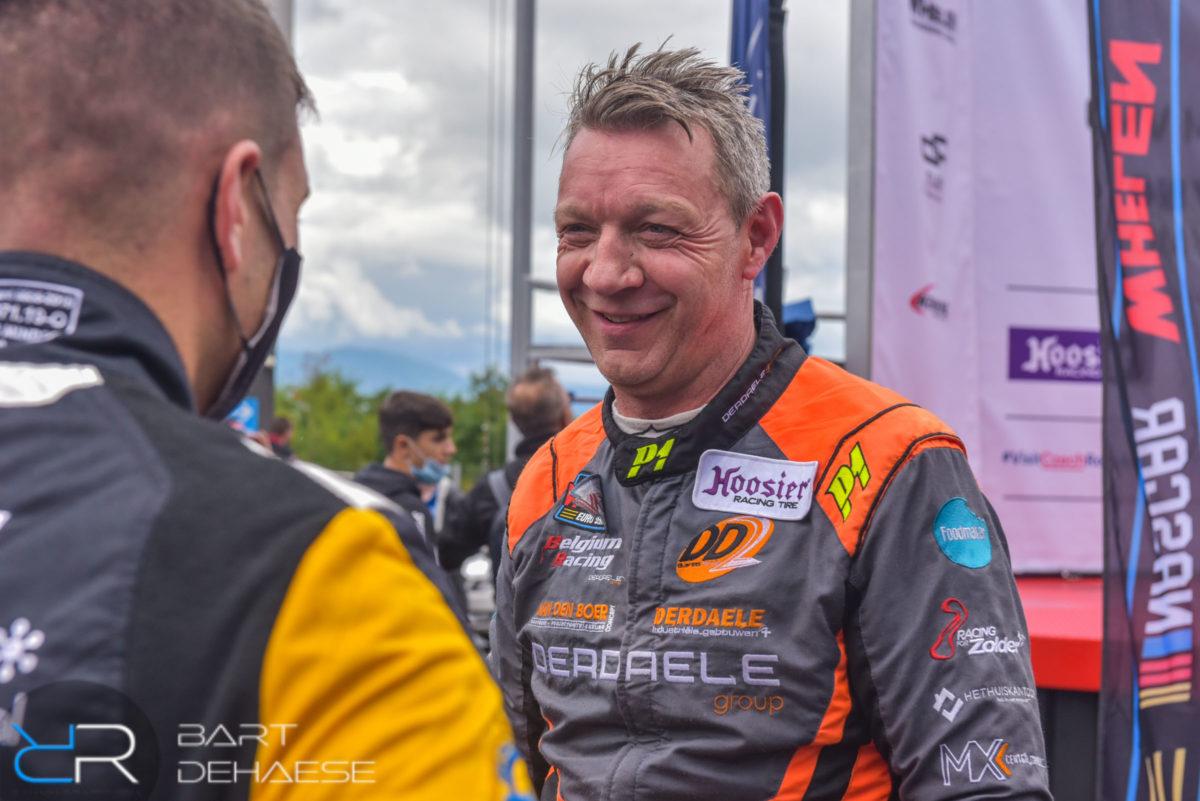 NASCAR Whelen Euro Series, NWES, Autodromo Most, Marc Goossens, Simon Pilate
