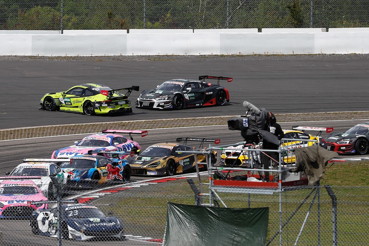 DTM, Nürburgring