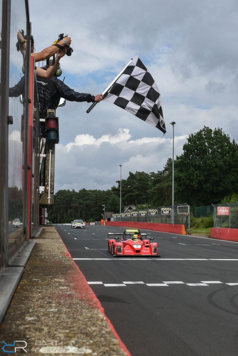 Circuit Zolder, Historic Grand Prix, Belcar Endurance Championship, Russel Racing by PK Carsport