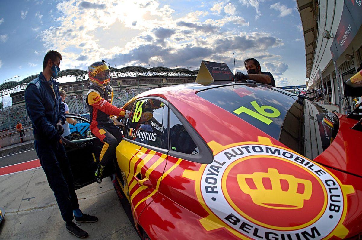 Gilles Magnus, FIA WTCR, Comtoyou Racing, Audi Sport