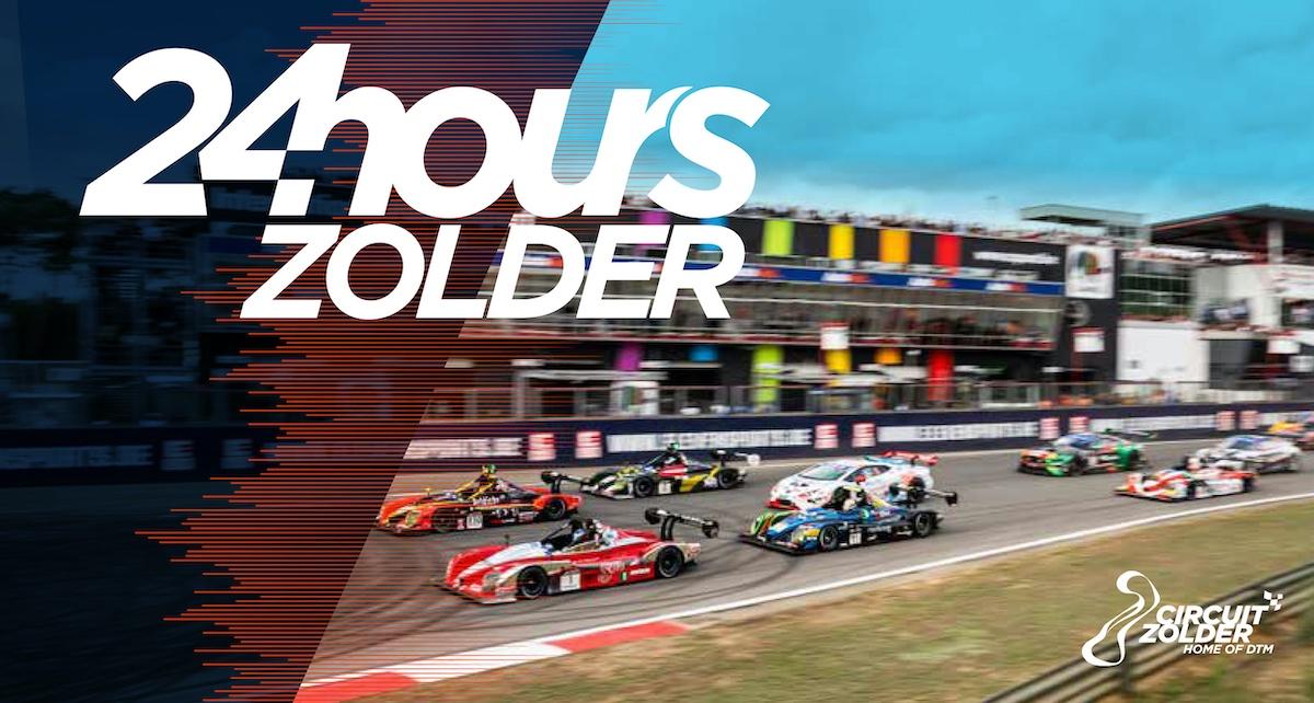 24 Hours of Zolder, #24HoZ, Circuit Zolder, Belcar Series