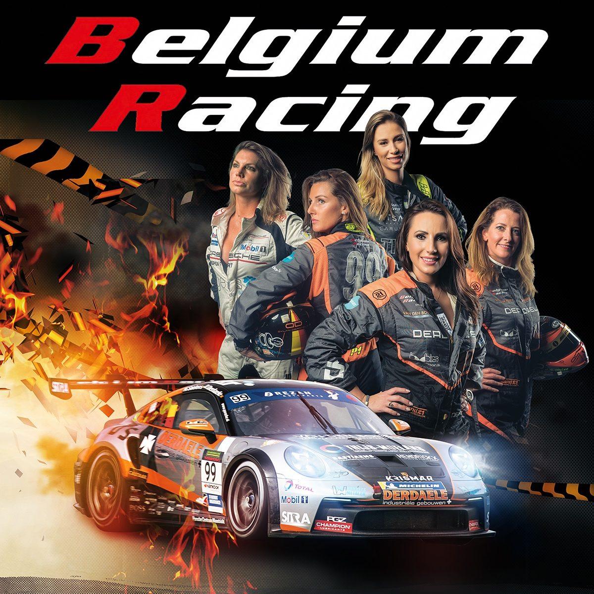 Belgium Racing, 24 Hours of Zolder, Girl Power