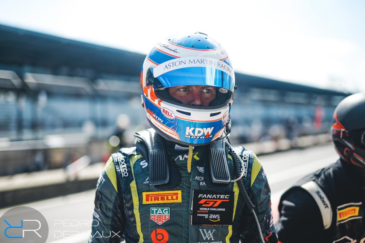 GT World Challenge Europe, Nürburgring, Maxime Martin