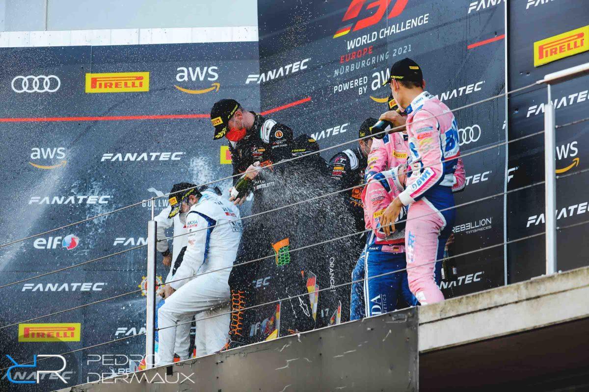 GT World Challenge Europe, Nürburgring