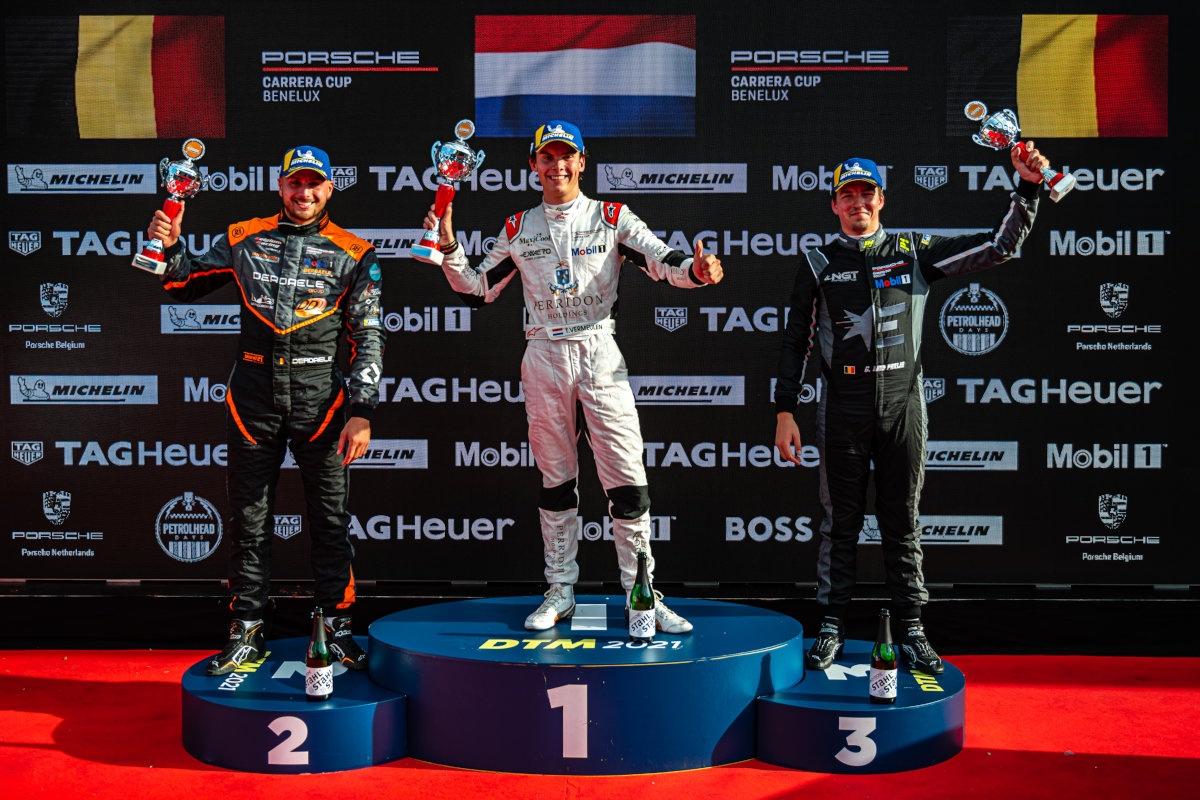 Dylan Derdaele, Porsche Carrera Cup Benelux
