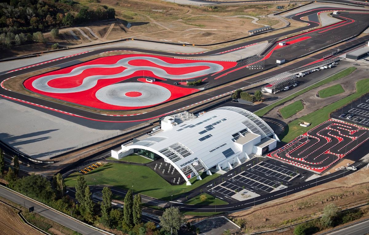 Porsche, Porsche Experience Center Italy