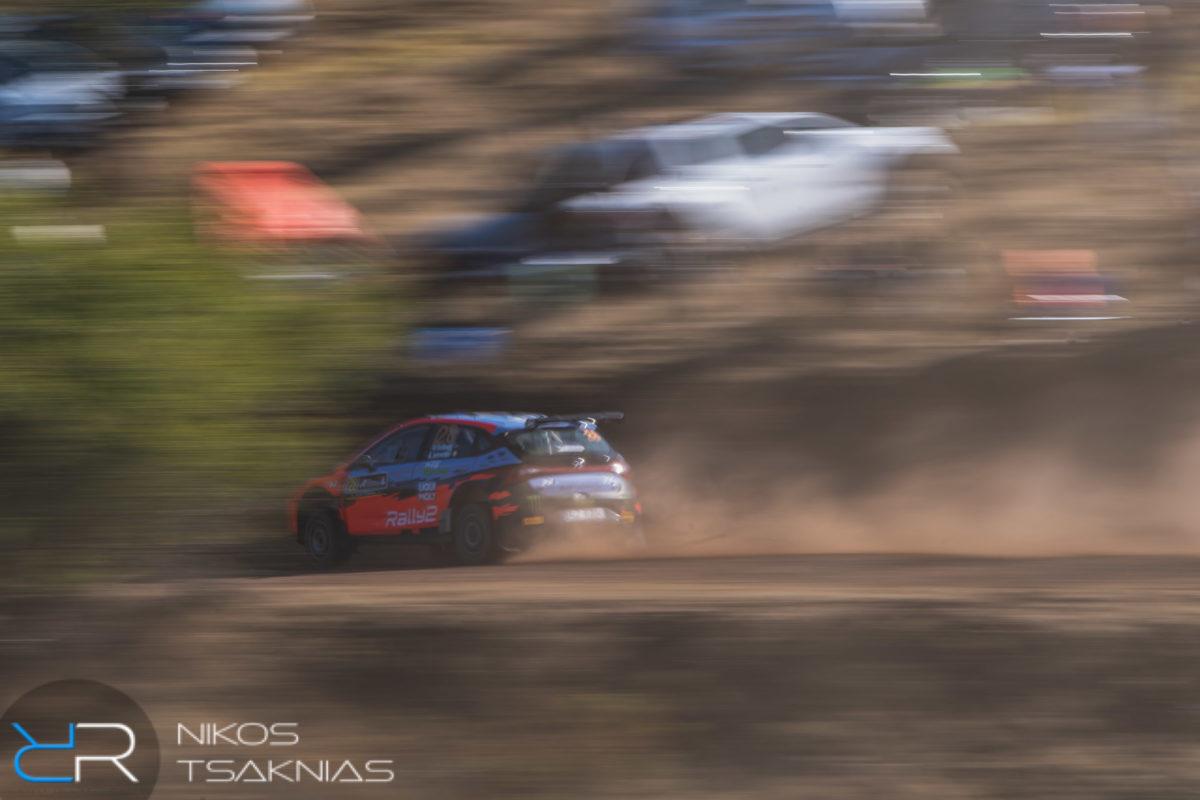 WRC Greece, Acropolis Rally, Nikos Tsaknias