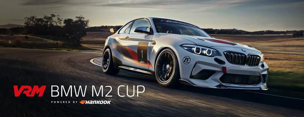 VRMM BMW M2 Cup, BMW M2 CS Racing Cup Benelux