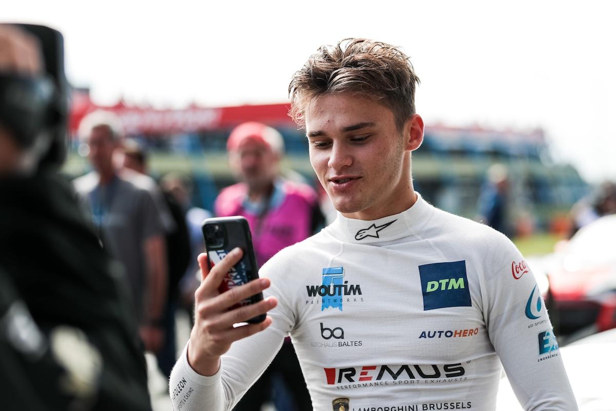 DTM, Esteban Muth, T3 Motorsport