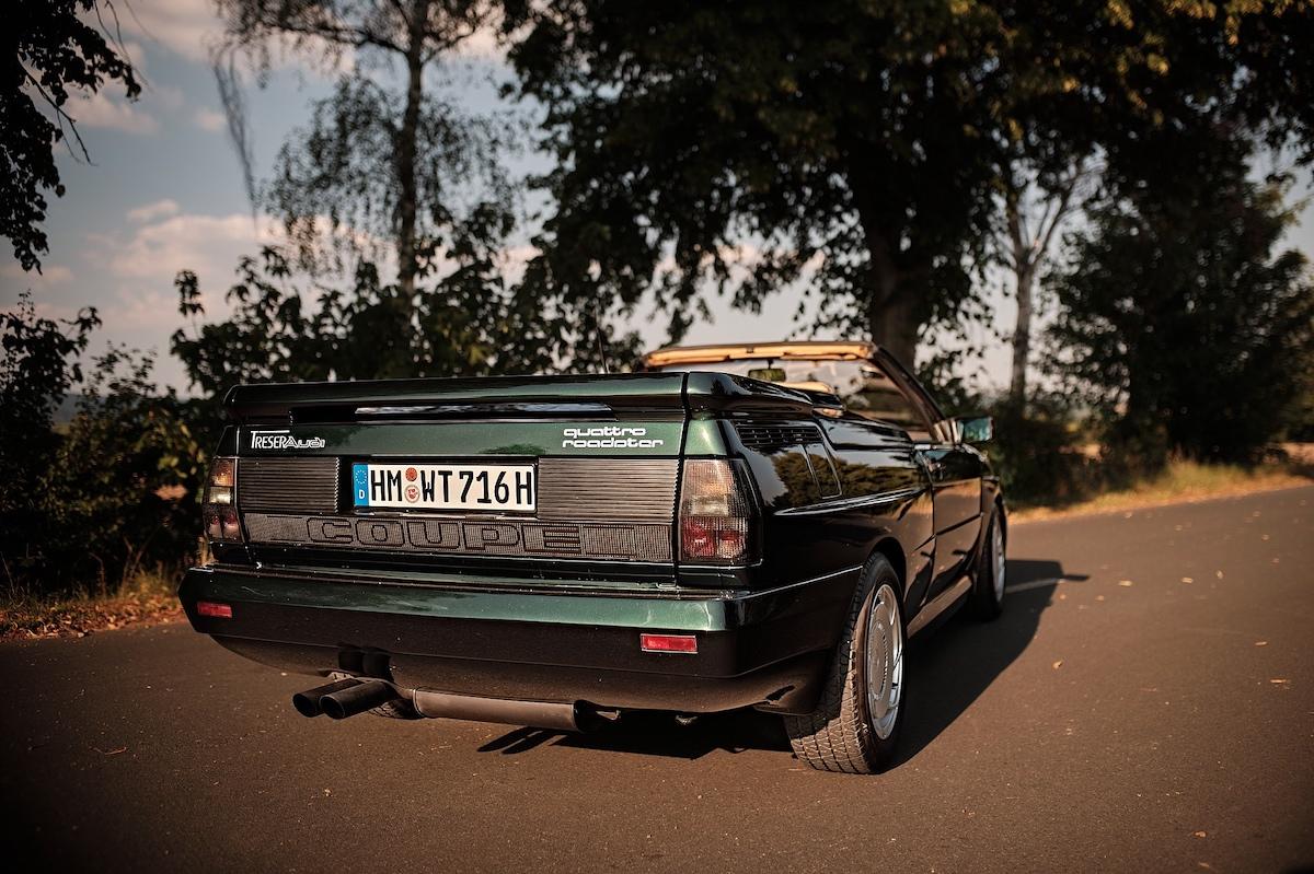 Audi Quattro, Zoute Grand Prix