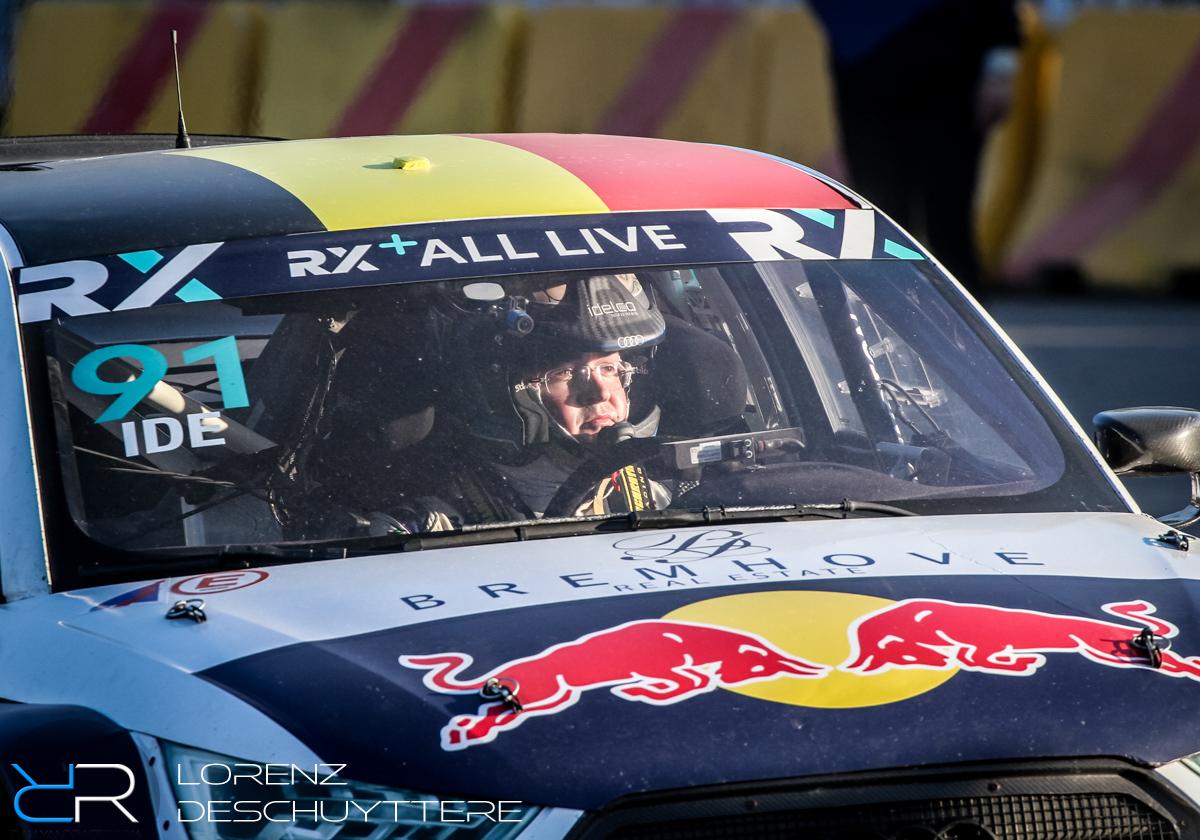 FIA World RX, Spa, Enzo Ide
