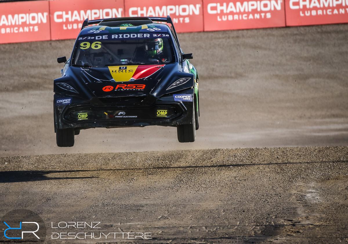 FIA World RX, Spa, Guillaume De Ridder